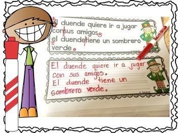 Revise and Edit Center in SPANISH SEPTEMBER