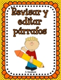 Revise and Edit Paragraphs in Spanish Revisar y editar