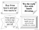 Revise and Edit the Signs Task Cards