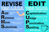 Revise vs. Edit Printable Poster