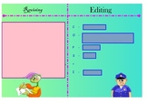 Revise vs. Edit Writing SMARTboard Compare & Contrast