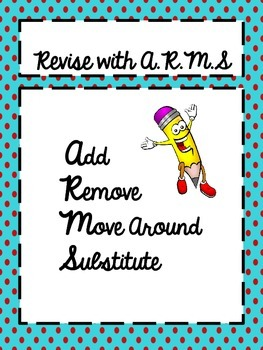 Revise with A.R.M.S