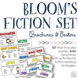 Revised Bloom's Taxonomy Bundle {Posters + Fiction Brochures}