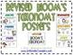 Revised Bloom's Taxonomy Bundle {Posters + Nonfiction Brochures}