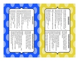 Revised Blooms Taxonomy Cards