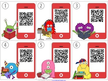Revised Bloom's Taxonomy QR Code Questions {Fiction + Nonfiction}