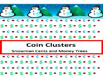 Coin Clusters Recognition and Counting Coins Game Mats