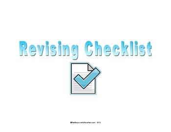 Revising Checklist