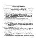 Revising Checklist Narrative