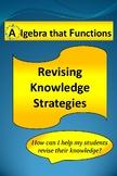 Revising Knowledge Graphic Organizers
