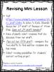 Revising Mini Lesson