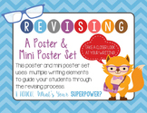 Revising Poster and Mini Poster Set