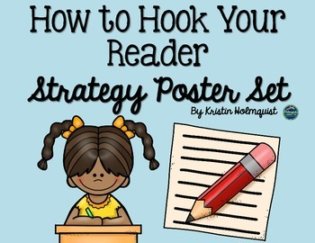 Revising Story Leads -- Poster Set