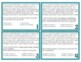Revising Task Cards: Adding, Moving, and Removing Sentences