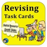 Revising Task Cards Digital Resource