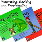 Prewriting, Revising, Proofreading  - Writing Process Pres