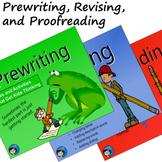 Prewriting, Revising, Proofreading  - Writing Process Pres