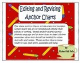 Revising and Editing Anchor Charts