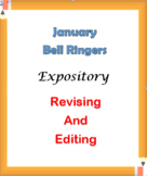 Revising and Editing Bell Ringer