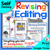 Revising and Editing Bundle