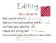 Revising and Editing Charts