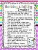 Revising and Editing Checklist for Upper Grades