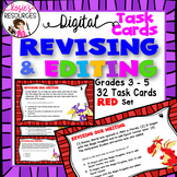 Revising and Editing Digital Task Cards for Google Drive