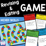 Revising and Editing Game: Mixed Skills