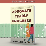 ADEQUATE YEARLY PROGRESS: A NOVEL free sample chapter
