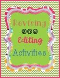 Essay Revision and Editing Menu Using Ratiocination (color