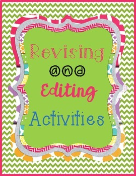 Essay Revision and Editing Menu Using Ratiocination (color