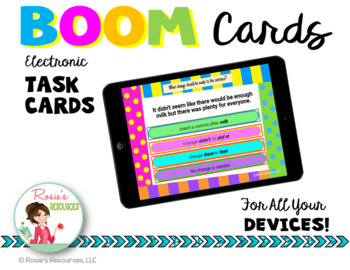 Revising and Editing Set 2 - Boom Cards