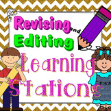 Revising and Editing Stations