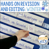 Revising and Editing for Winter in One Hands On Paragraph a Week