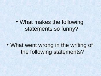 Revising for Better Writing
