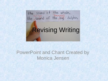 Revising for Better Writing
