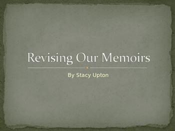 Revising our Memoirs