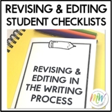Revising vs. Editing Student Reference Sheet