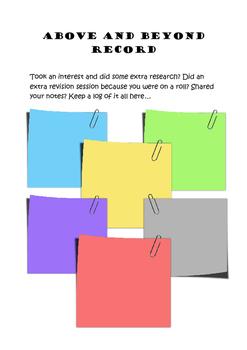 Revision Binder