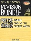 REVISING: Using Revision Bundle ~ PDF & ONLINE ~ Descripti
