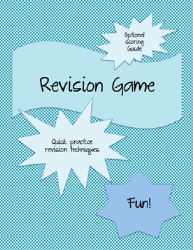 Revision Game