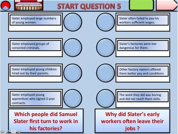 Revision Game - Target Gallery