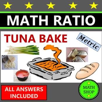 Recipe Proportion Ratio Metric
