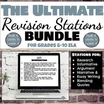 Revision Stations Bundle