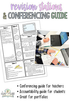 Revision Stations and Writing Conferencing Guide