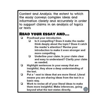 revision stations for any essay by it write it learn it tpt revision stations for any essay