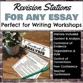 Revision Stations for any Essay
