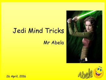 Revision Techniques (Jedi Mind Tricks)