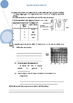 Revision Worksheet for Cells in Action Test - Senior Biology