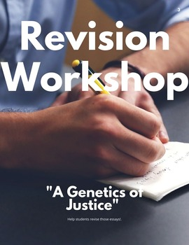 Peer Review & Revision Workshop